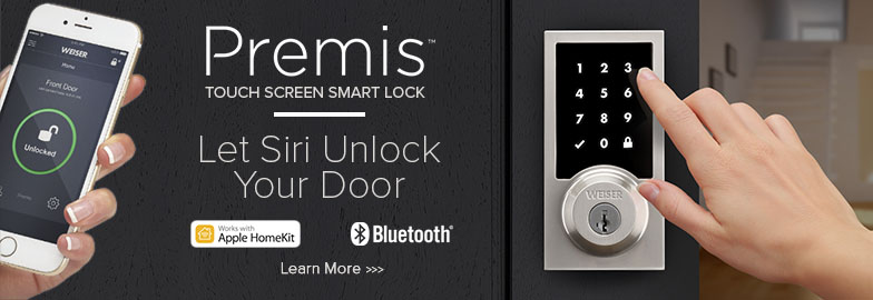 Weiser Lock Keyless Entry Door Hardware Smart Locks